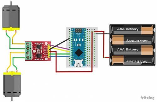 Control de motores con Arduino [Bricolabs Wiki]